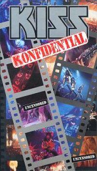 Cover KISS - Konfidential [DVD]